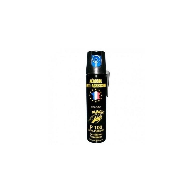 SPRAY DEFENSA PERSONAL GAS CS 75 ML GRAN ALCANCE USO EXTERIOR